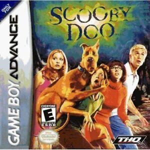 Scooby-Doo the Movie - Nintendo Game Boy Advance