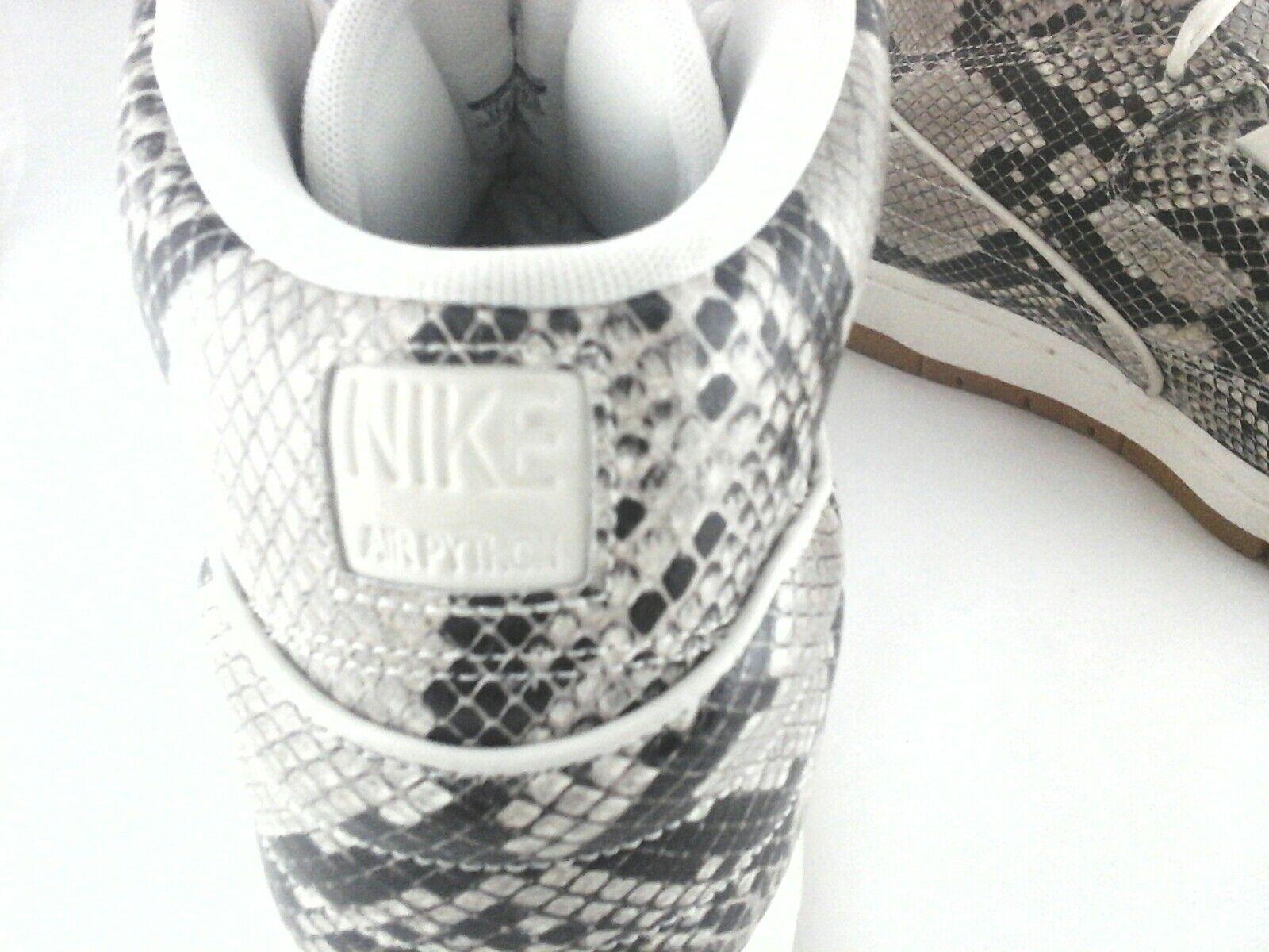 Nike air 705066-201 python - premium - mens - ausdrucken ausdrucken ausdrucken - schlangenleder schuhe. 5de013