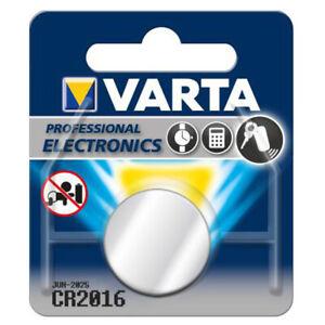 Varta-Knopfzelle-Batterie-3V-Ersatzbatterie-CR2016-Lithium-fuer-Armbanduhren-3428