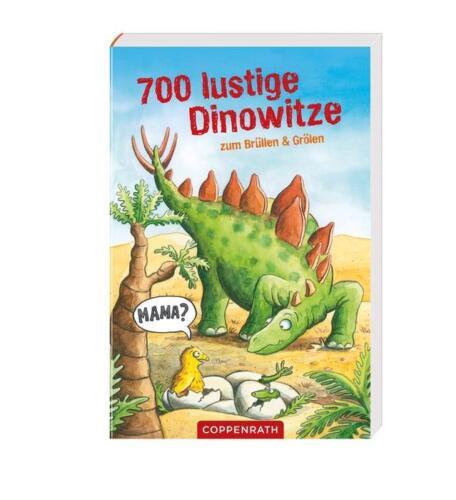 1 von 1 - Hermann, Linda - 700 lustige Dinowitze zum Brüllen & Grölen