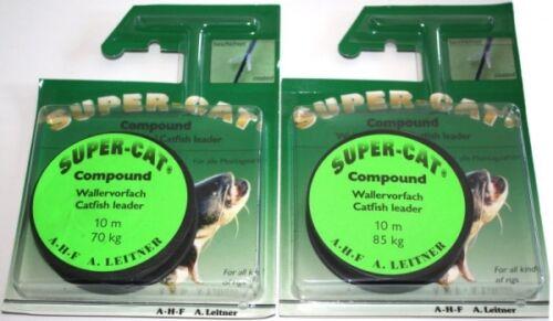 AHF Leitner SUPER CAT Compound Wallervorfach