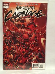 Absolute-Carnage-5-Nm-1st-Imprime-Marvel-Comics-2019