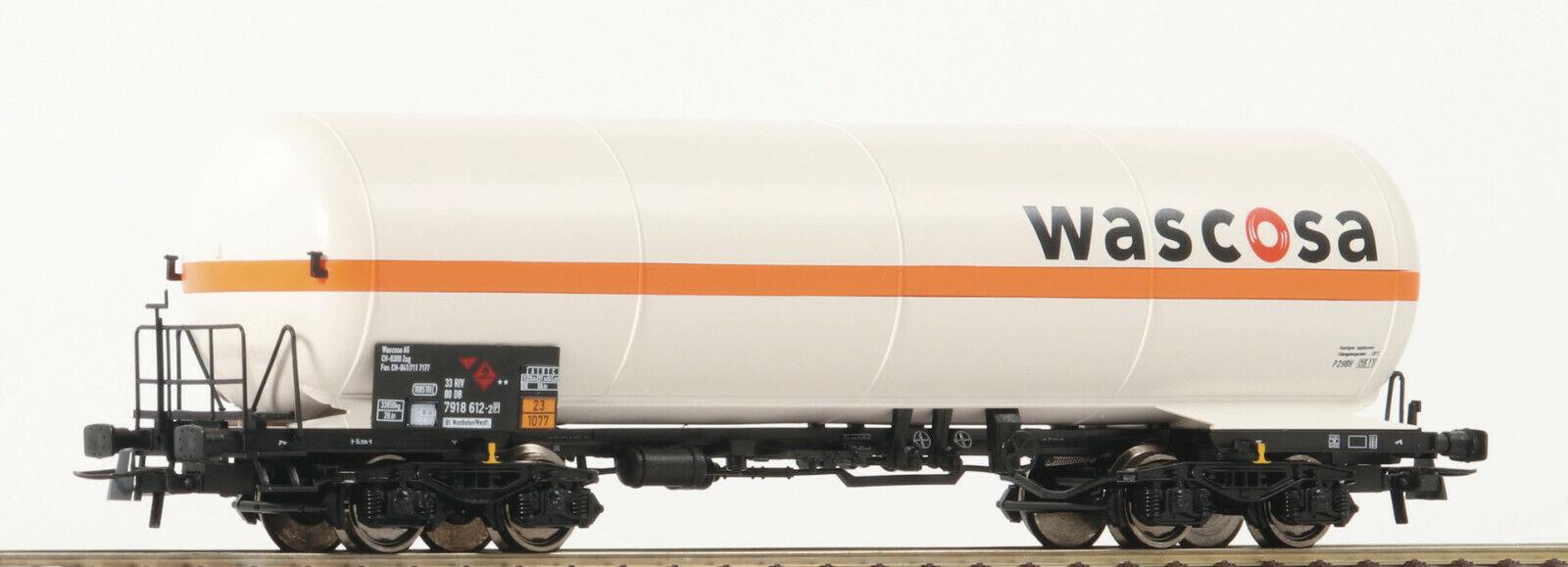Roco 76975 Güterwagen Druckgaskesselwagen Wascosa H0
