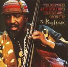 For Percy Heath by William Parker (Bass) (CD, Aug-2007, Victo)