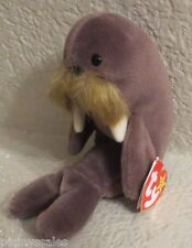 Ty Beanie Baby Jolly the Walrus 5th Generation Hang Tag 1996