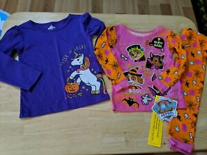 New-Girls-Size-2t-Halloween-Lot