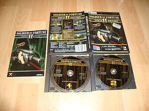 SOLDIER-OF-FORTUNE-II-GOLD-EDITION-DE-ACTIVISION-PARA-PC-USADO-COMPLETO