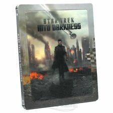 Star Trek Into Darkness (3D) [Steelbook] [Blu-ray] NEU / sealed