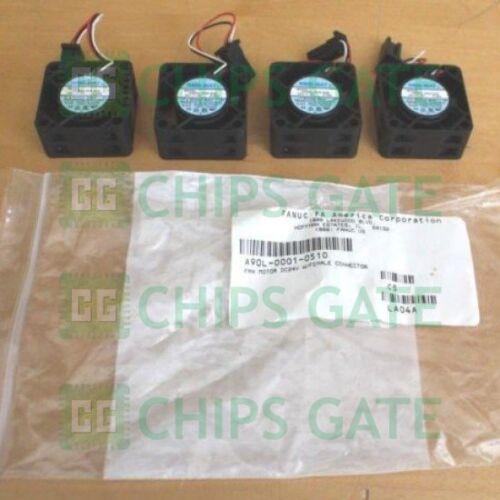 1PCS New For A90L-0001-0510 A90L00010510 MMB-MAT FANUC SERVO AMPLIFIER FAN