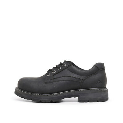 New Colorado Alamein Black Mens Shoes Casual Shoes Flat