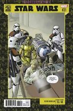 STAR WARS 31 NOWLAN 40TH ANNIVERSARY VARIANT COVER MARVEL COMIC BOOK R2-D2 C-3PO