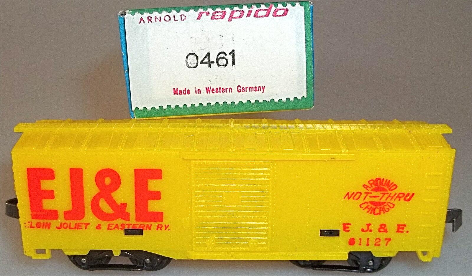& E Eloin Joliet Rapido 200 Arnold 0461 Hook N 1 160 Original Package Å