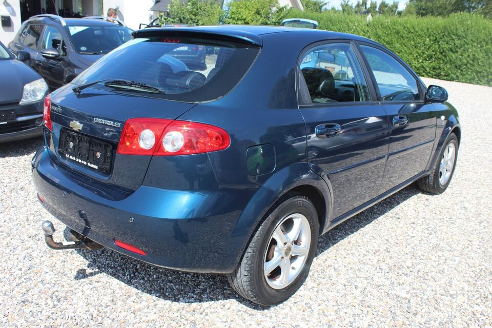 Chevrolet Lacetti 1,6 Classic Benzin modelår 2009 km