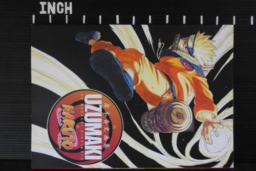 "JAPAN Masashi Kishimoto Naruto Illustrations /""Uzumaki/"" Art Book"