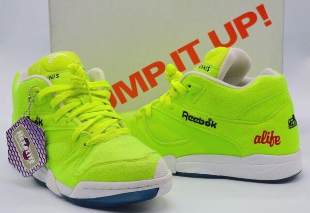 reebok pump tennis