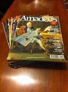 Amadeus - Varie Annate e/o Semestri - Italia - Amadeus - Varie Annate e/o Semestri - Italia