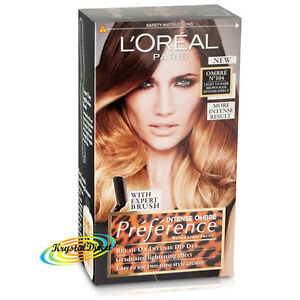 Loreal Preference No 104 Brush On Intense Ombre Highlighting Kit
