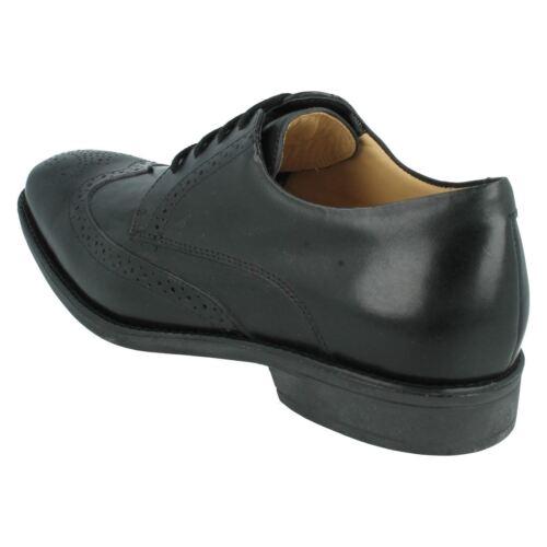 Noir Chaussures Pou Cuir 'mococa' Co Lacets amp; Anatomic À Hommes fYItSqwWx