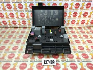 2007 pontiac g6 rear fuse box 2006 06 2007 07 pontiac g6 trunk mounted fuse relay box 15291747  pontiac g6 trunk mounted fuse relay box