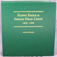 Littleton Coin Album LCA24 Flying Eagle & Indian Head Cent 1856-1909
