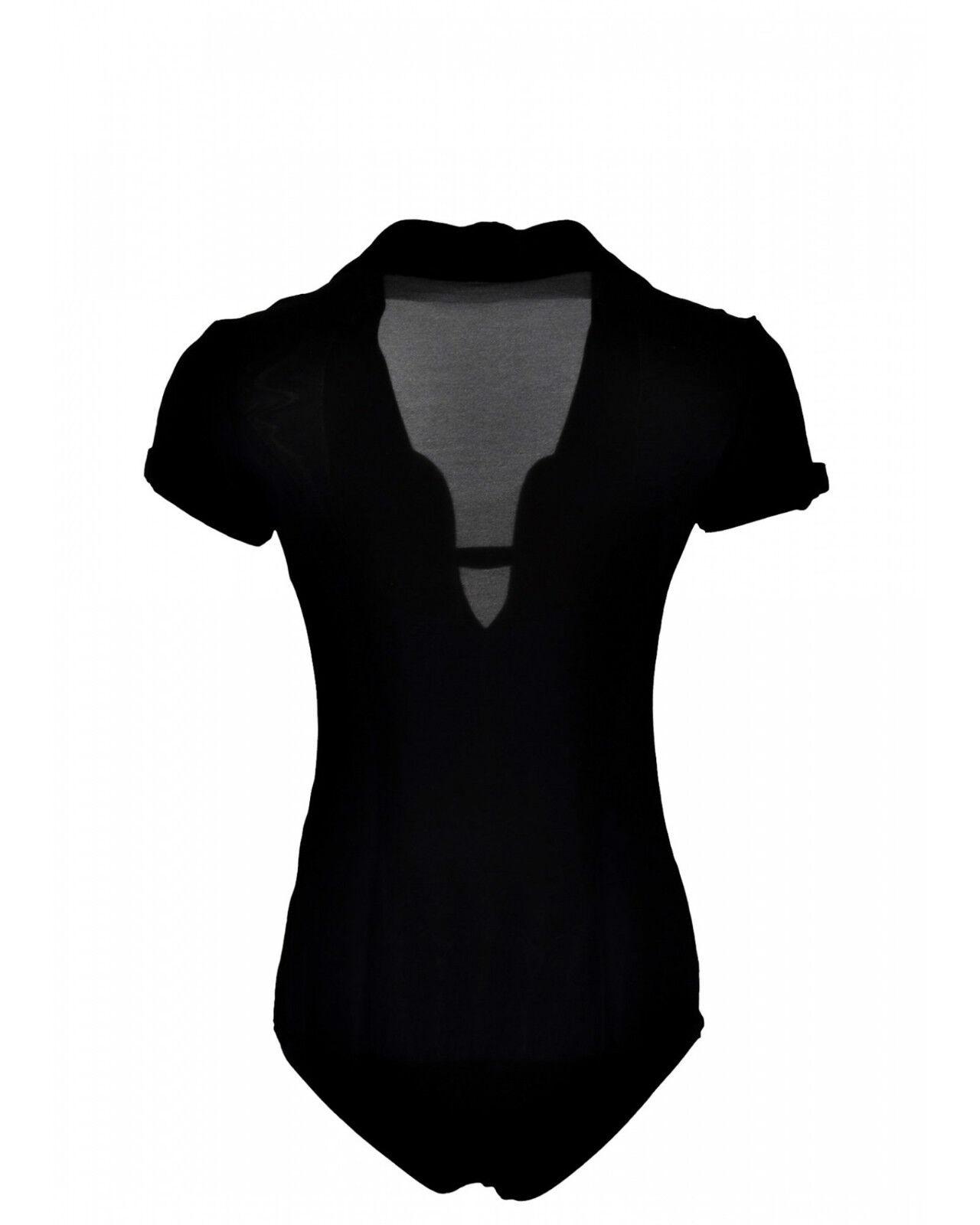 Camicia TOY G. con fondo a body in SALDO