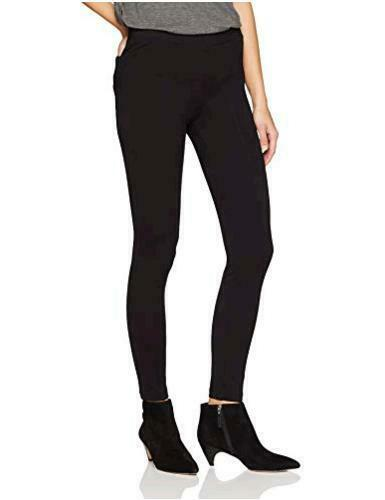 Brand - Daily Ritual Women's Seamed Front, Black, Size X-Large Long