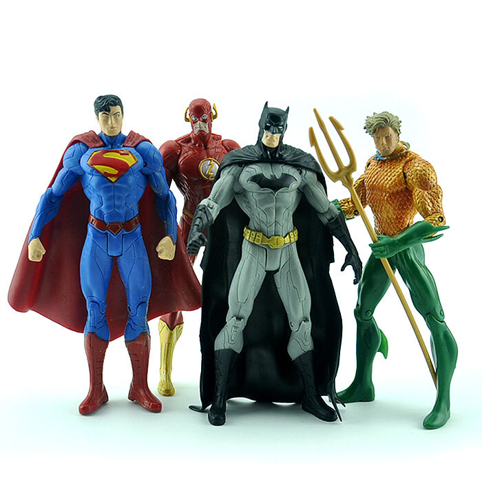 7. dc actionfiguren universum gerechtigkeitsliga batman, superman wonder woman actionfiguren dc kind spielzeug ca11f6