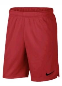 Nike Men s Dry Epic Training Shorts Sz XL Tall 897155-687 Red Dri ... 90630d63d