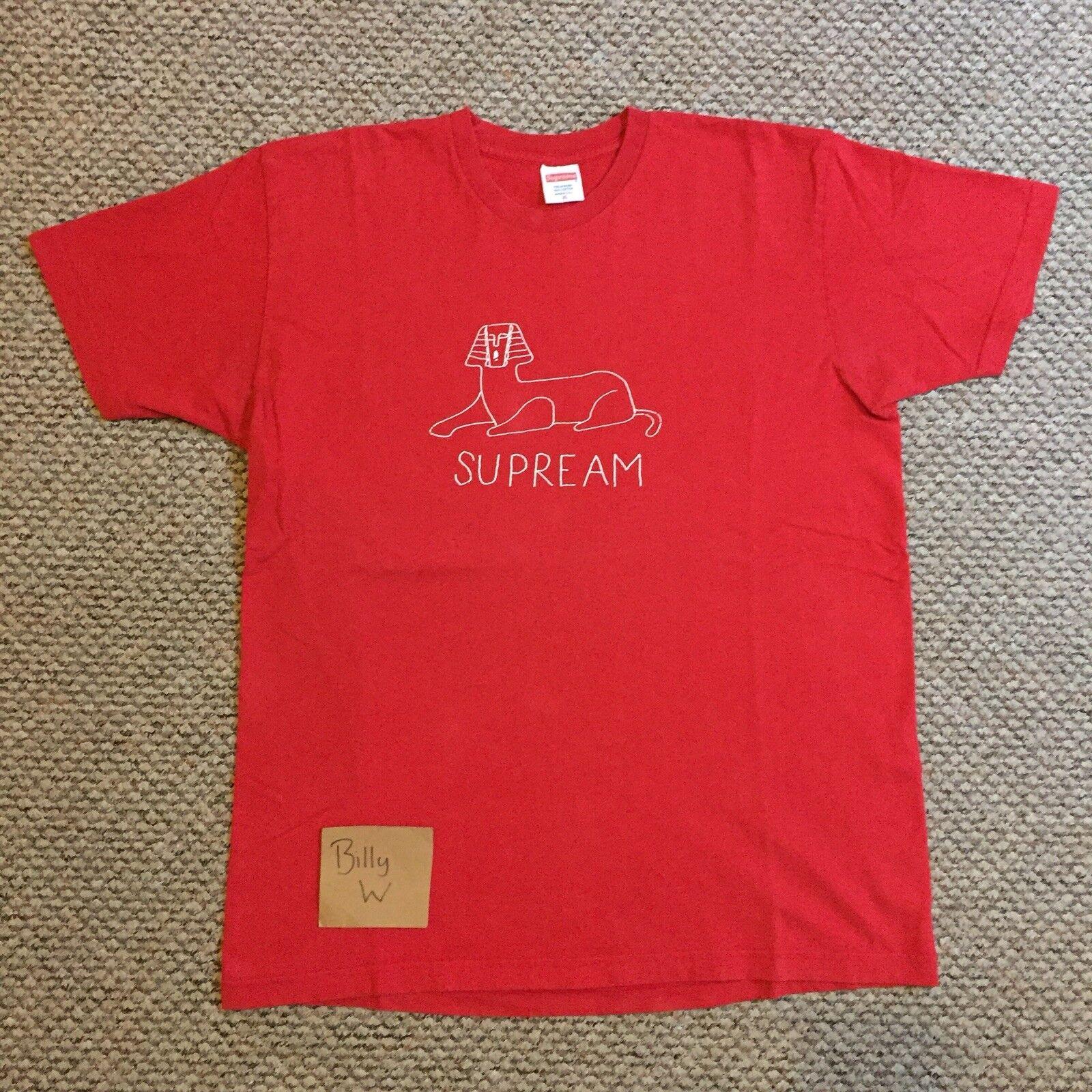 Supreme Schminx 2012 Tee XL