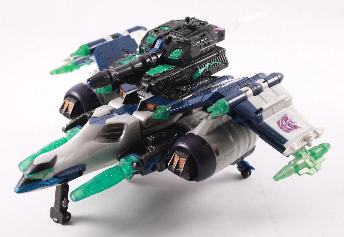 2003 Transformers Megatron Energon Hasbro Suelto