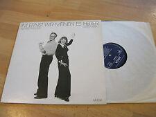 LP Alfred Müller Gisela May Im ernst wir meinen es Heiter Vinyl AMIGA DDR 855679
