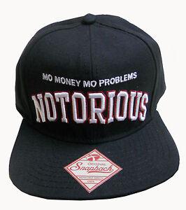 NWT brooklyn mint NOTORIOUS BIG BIGGIE SMALLS Mo Money Mo Problems ... 4812285bfa2f