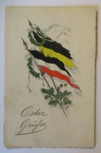 Easter-Ww-1-Germany-Austria-Flags-Hand-Painted-40565