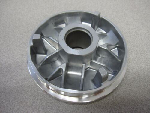 VARIATOR PULLEY WITH ROLLER WEIGHTS 150CC SCOOTER MOPED GY6 150 Fan Clutch NEW