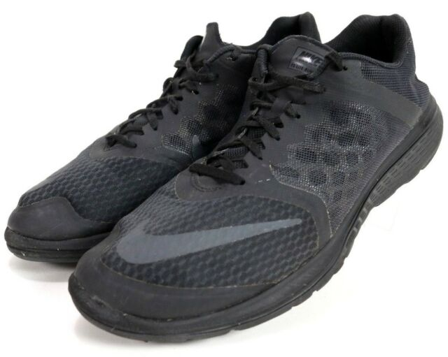 cf57fa94747 NEW NIKE NIKELAB MAYFLY LITE BLACK SIREN RUNNING SHOE 909555-001 ...