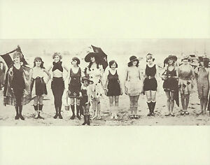 "NEWPORT BEACH Balboa Bathing Beauty Contest VINTAGE Photo Print 1487 11"" x 14"""