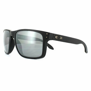 3f033840c9 Image is loading Oakley-Sunglasses-Holbrook-XL-OO9417-05-Matt-Black-