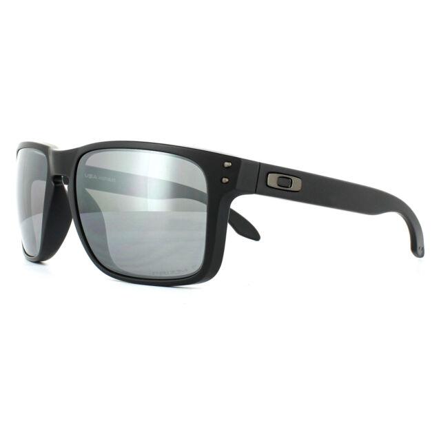 5a6a1bdf5f Oakley Sunglasses Holbrook XL OO9417-05 Matt Black Prizm Black Polarized