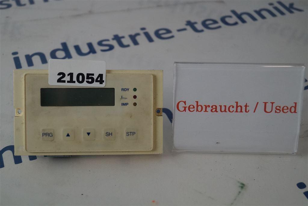 Lenze 4902bb.1b Module 335035 33.4901bp.0-13-001 Panel
