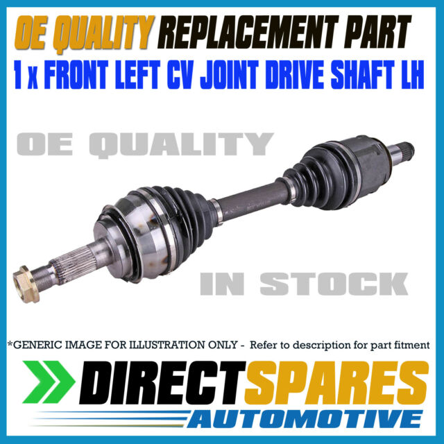 BRAND NEW CV JOINT DRIVE SHAFT Hyundai EXCEL X3 Passenger Side