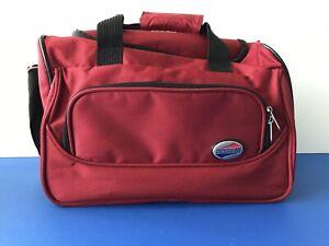 American-Tourister-Carry-On-Overnight-Bag-Duffle-Bag-Gym-Travel-Bag-15-034-x10-034-x9-034