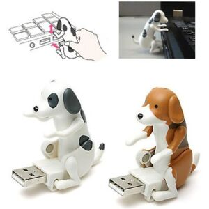 Funny-Cute-USB-Pet-Humping-Spot-Dog-Toy-Relief-Stress-Christmas-Gift-LOT-YJ