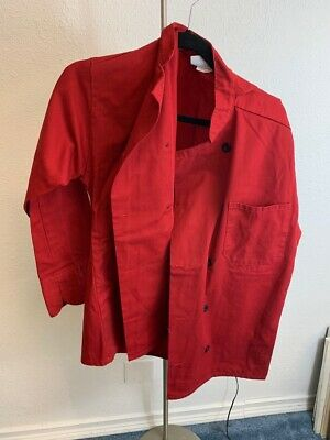 Uncommon Threads Chef Jacket Coat HAVANA w//Tonal Mesh XS-2XL