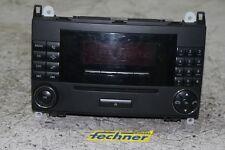 CD RADIO MERCEDES BENZ CLASSE B w245 a1698700689 mf2750 telefono 2008