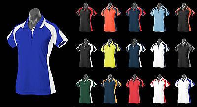 Murray,Women,2300, Polo Shirt,Teamwear,Sport,Club,Racing,Teamwear,Netball,Ladies