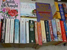 Lot 24 Romance - Delinsky,  MCNaught, LaVyrle Spencer, Barbara taylor bradford,