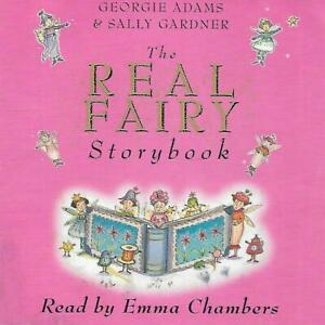 The-Real-Fairy-Storybook-Read-By-Emma-Chambers-2004-CD-Album