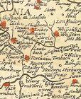 Historische Karte: DEUTSCHLAND um 1630 (Plano 2 Bögen) von Willem Janszoon Blaeu (2012, CD)