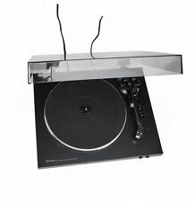 Denon DP-300F Fully Automatic Analog Turntable LP Record Player New Free Ship
