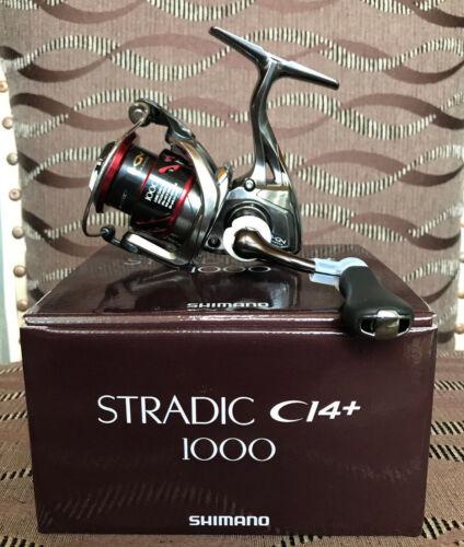 Shimano Stradic Ci4 Spinning Reels All Models FB 1000-4000 Hagane
